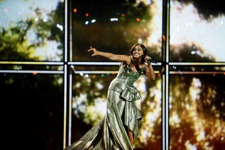 Why Jessica Mauboy is heading back to Eurovision next year