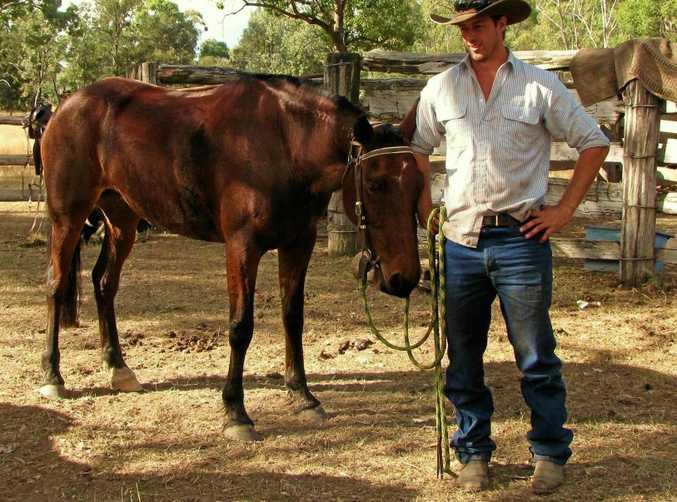 Khory Hancock, aka the Environmental Cowboy, is starting a climate change movement.