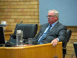 Rhoades replaced as head of peak local government body