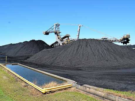 The Queensland Government is set to profit handsomely from coal mining royalties.