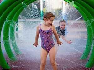 SPLASH PARK: Aquatic management company Swim Fit invested over $280k into new splash park at Coolum Aquatic Centre.