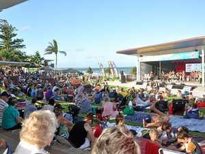 Carols by the Beach draws record crowd