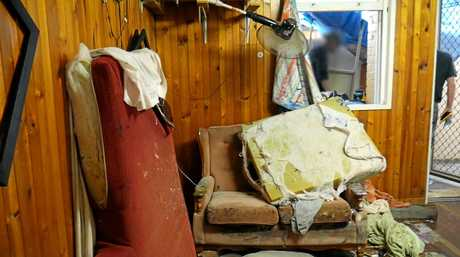 TENANT FROM HELL: A hotel owner has had to evict a man after discovering a studio apartment had been trashed.