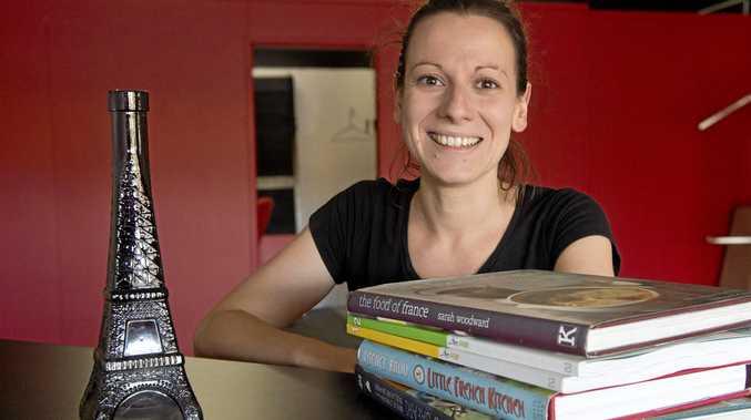 PARLEZ-VOUZ FRANCAIS: Gwen Perret is brining language classes to Warwick.