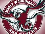 Manly Sea Eagles.