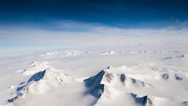 Bacteria discovery in Antarctica changes humanity's search for aliens Using maths to find alien life