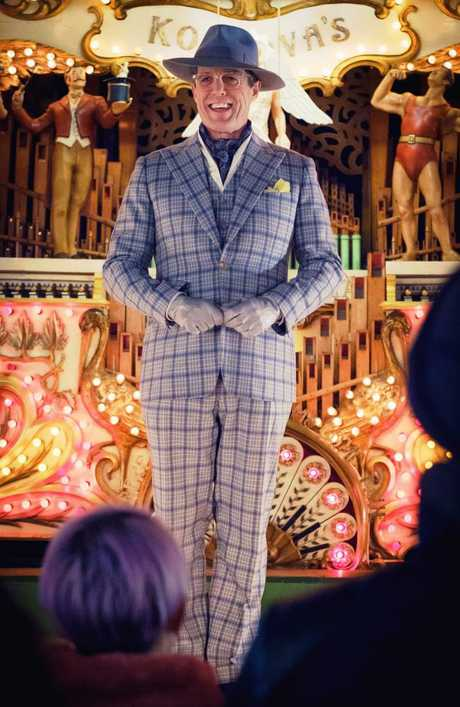 Hugh Grant as Phoenix Buchanan in Paddington 2