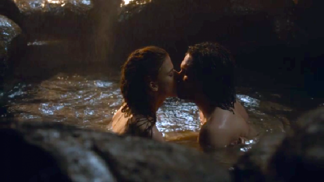 It's one of the most memorable X-rated moments on the show — but putting together Jon Snow and Ygritte's sex scene wasn't easy.
