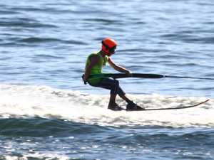How this 13-year-old waterski champion saved four lives