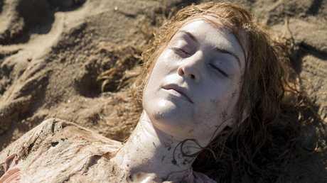 Jenni Baird's character Regina Standish met a sticky end in last night's episode. Was it murder?