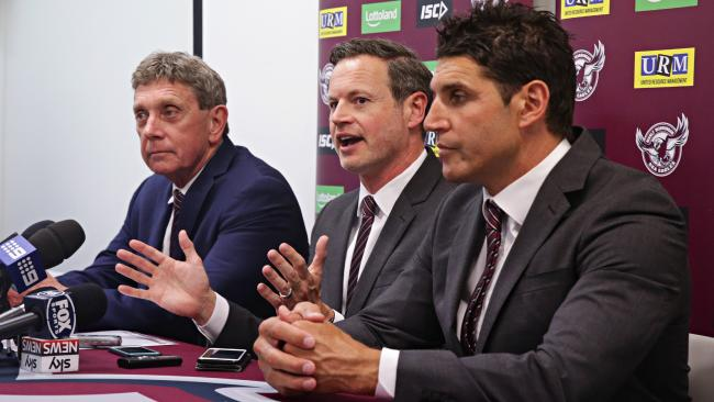 The Sea Eagles could be facing significant fines.