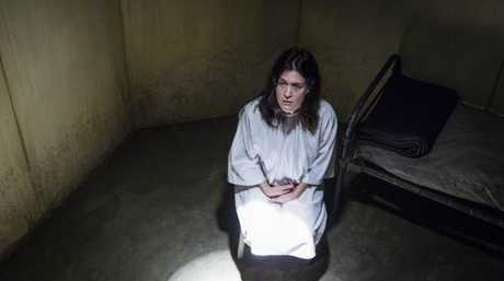 Regina was left languishing in an asylum at the end of last series.