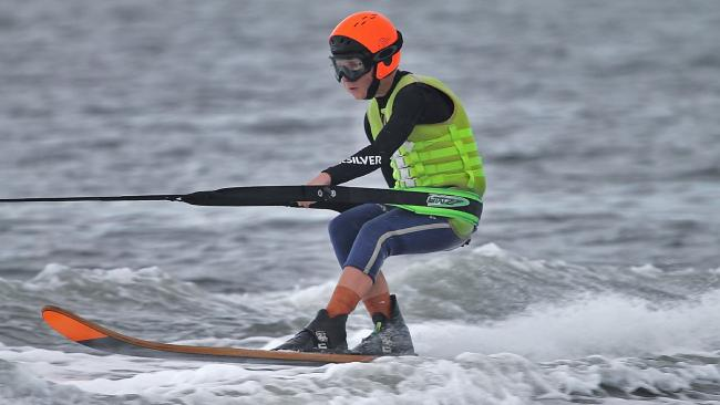 Thirteen-year-old Blake Tickell died after crashing in a water ski race near Cowra on December 9.