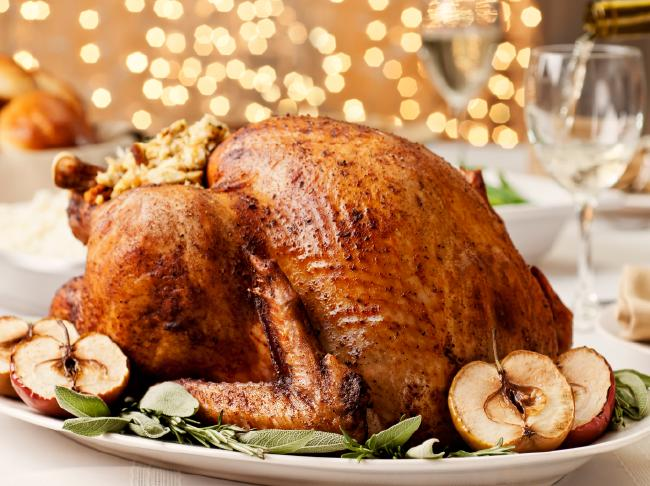 Turkey is so lean, it should be eaten year-round