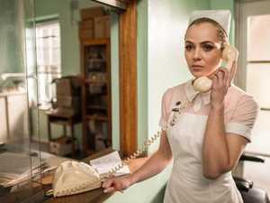 Jessica Marais as Joan Miller in  Love Child. Picture: Channel 9