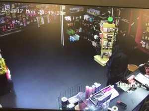 Diva's Den armed robbery