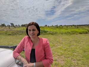 Frecklington wins LNP leadership vote