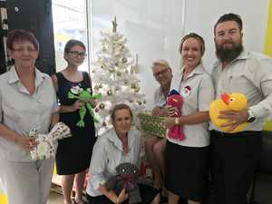 More presents needed under Ray White's Giving Tree