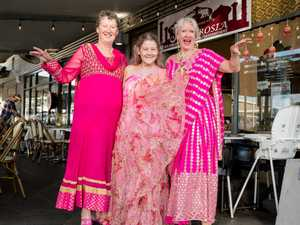 Bollywood Night - Janet Ryan, Annie Farrelly, Melissa