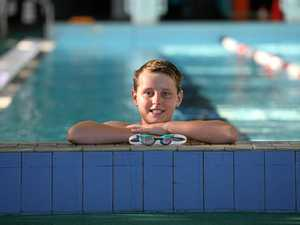 Banora Point boy Bohdi Welsh claimed 11 medals at the North Coast Swimming Championships in November and will next week head to Sydney.