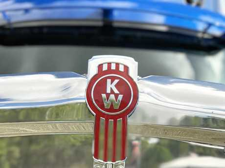 Kenworth, single brand market leader in Australia.
