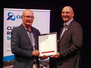 Former GM named engineer of the year