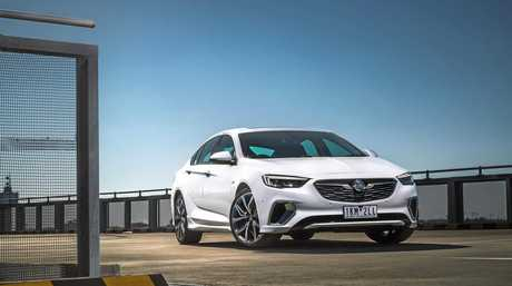The 2018 NG Holden Commodore will arrive in February.