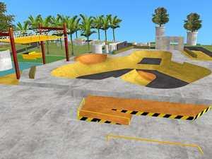 EXCLUSIVE: Concept plans for $2m Mackay skate park