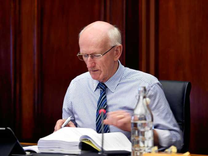 Fraser Coast Regional Council Mayor, Chris Loft.