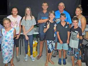 Hervey Bay Amateur Fishng Club.