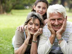 Grandchildren may extend your life