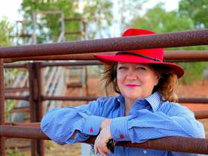 Gina Rinehart to visit Kingaroy on Monday