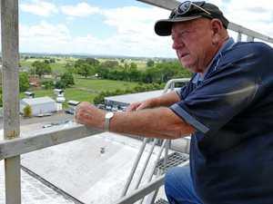 Business owners face massive hail repair bill