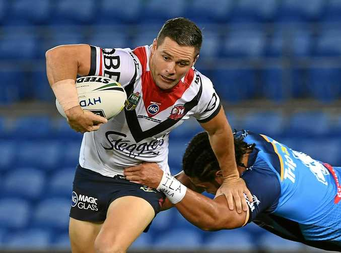 Michael Gordon has been granted a release by the Roosters to join NRL rivals the Gold Coast Titans.