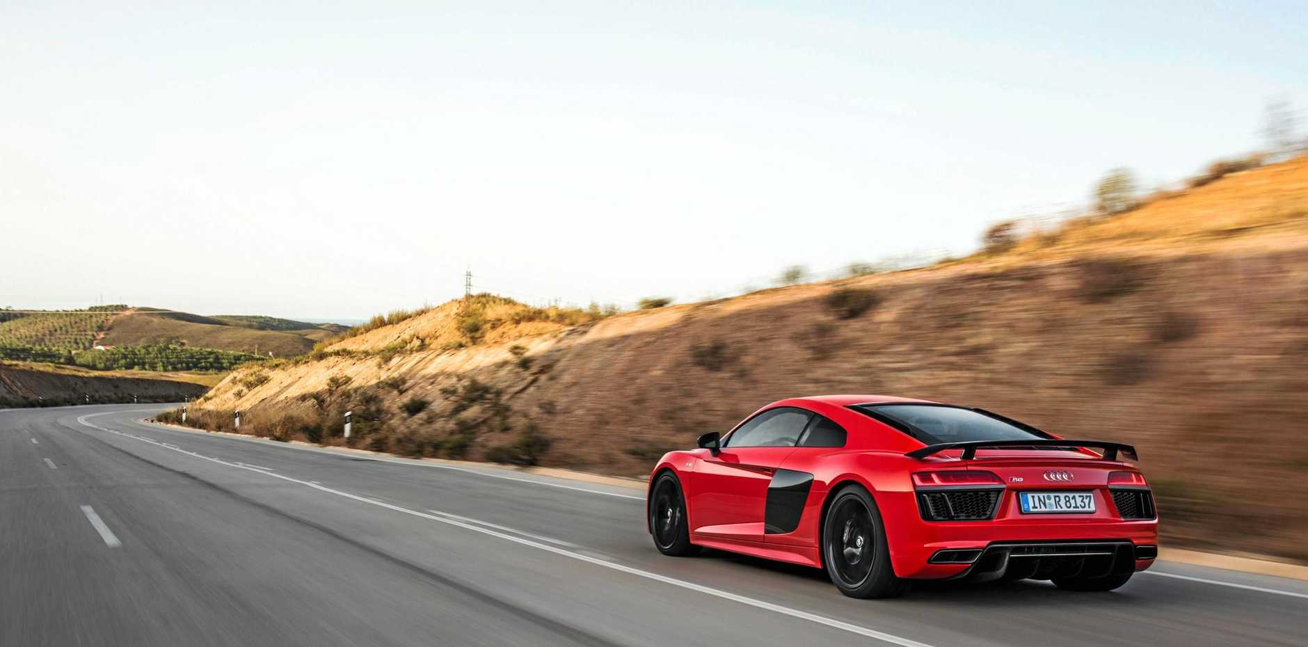 Audi has announced the production of an exclusive, limited edition R8 V10 plus Neuburg Edition specifically developed for the Australian market.