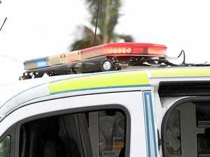 Woman suffers head injury in rollover