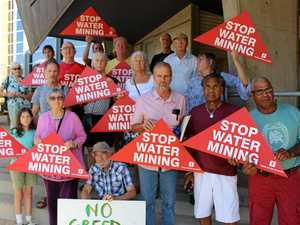 Tweed locals fight for water