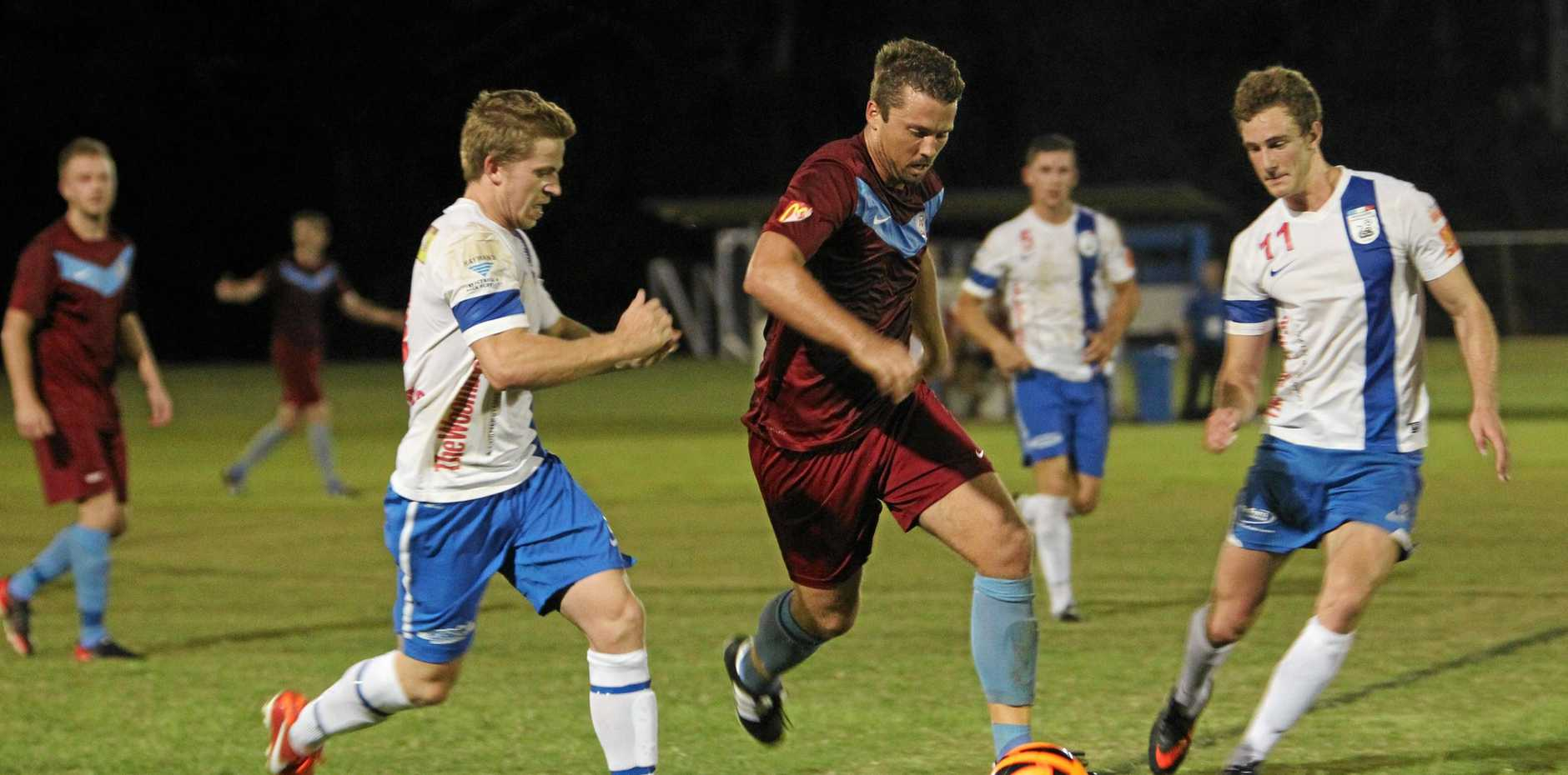 COMEBACK: Coolum are aiming for a return to the Sunshine Coast premier men's competition in 2018.