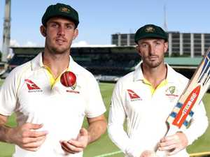 Marsh set for recall as Handscomb feels pinch