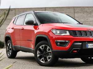 The new Jeep Compass has been launched.
