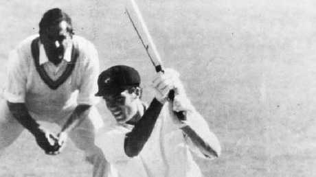Greg Chappell made quite the impression in 1970.