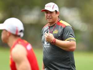 Recruit leading charge to replace Lynch