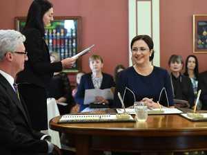 'Don't sack us': Councillor's plea to Queen's representative