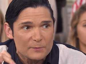 Corey Feldman plays lost 1993 tape naming his alleged abuser