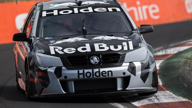 Triple Eight planning Bathurst 1000 wildcard for new V6 twin turbo engine.
