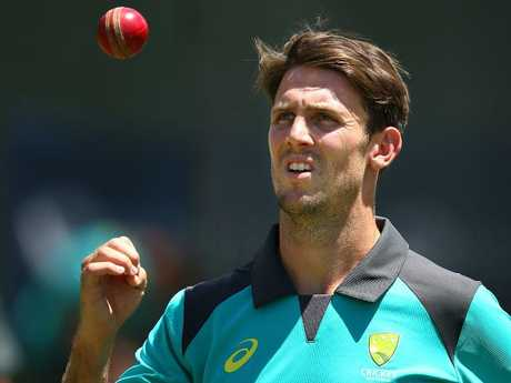 Mitch Marsh is confident he can improve his Test batting average of 21.