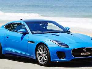 Going green leads Jaguar to offer a 'four-pot' sports car