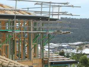 Builder with 23 Toowoomba sites has licence suspended