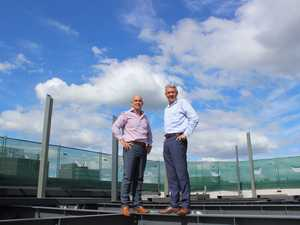 When Toowoomba's new rooftop bistro will open