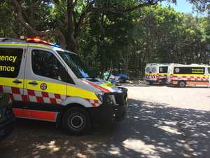Man dies on North Coast beach after being pulled from rip